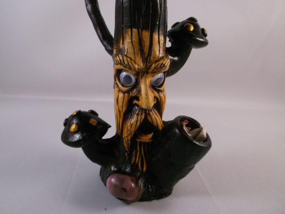 Figurenpfeife Pilzbaum